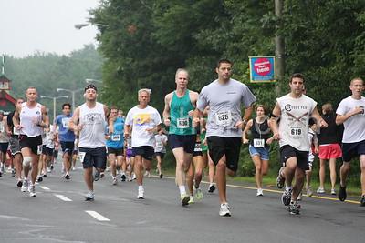 TriSport Media 5K & 10K Road Race - July 27, 2008