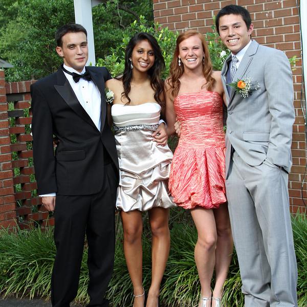 2011 Ashbrook Prom