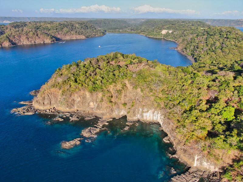 Beautiful Bay by the Peninsula Papagayo Resort