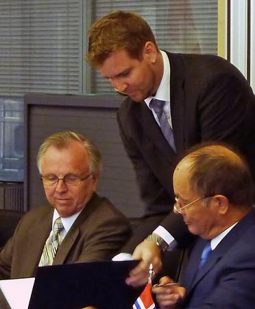 Panama JCD Signing (2010-07-20)