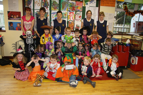 Accreditation from Early years for Busy Bees Playgroup