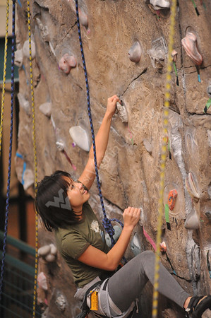 26476 Top Rope Rock Climbing Competition