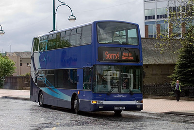 Buses of Blackburn