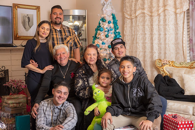 12-24-18 Christmas Eve Family