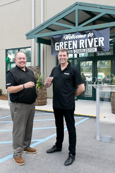 Green River Spirits CHS