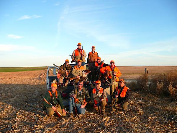 2007 Kansas Pheasant Hunt