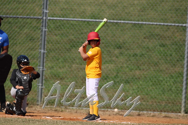 SPEARS 2CLAPS v RAGSDALE GIANTS - 4-5 YR OLDS 10-17-2020