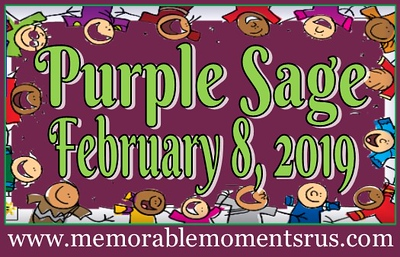 Purple Sage 2019