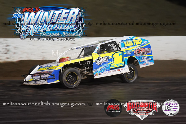 2021 1-7  Winter Nationals Cocopah