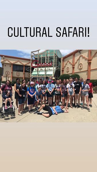 Indian Trail FBC to Global Mall, Al Madina 7.10.19