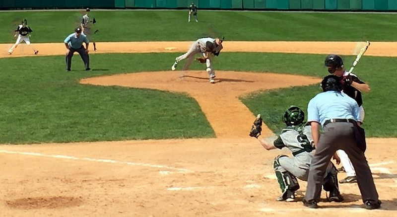 Baseball Game at Doubleday Field