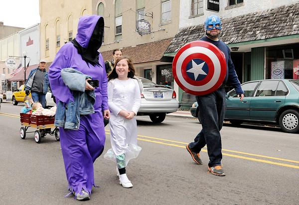 2015 Pendleton Lion's Club Halloween Parade