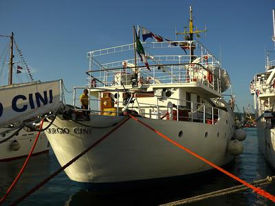 La Spezia - Festa della Marineria 2011 - Nave Giorgio Clini