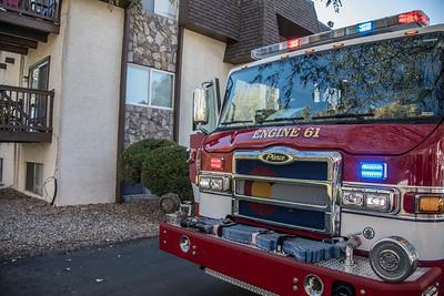 2330 S. Quebec Apartment Fire