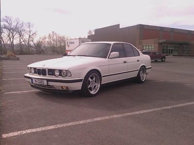 1991 BMW E34 ///M5
