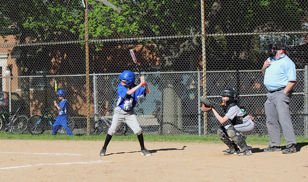Saint Mark's vs St. Pat's Hudson - May 4, 2016