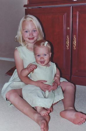 McKenzie and Tori Spring