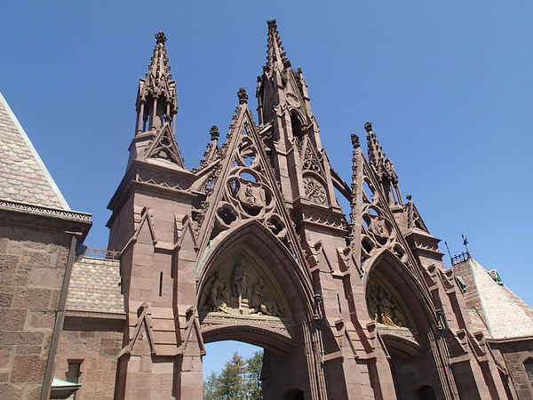 Discover Greenwood Cemetery Tour - 050113
