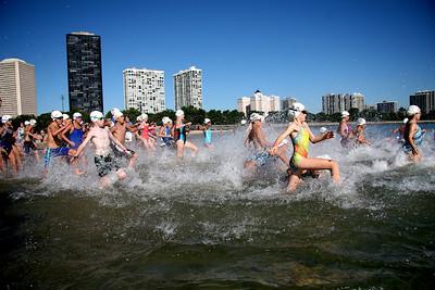 Chicago Kids Triathlon 2010