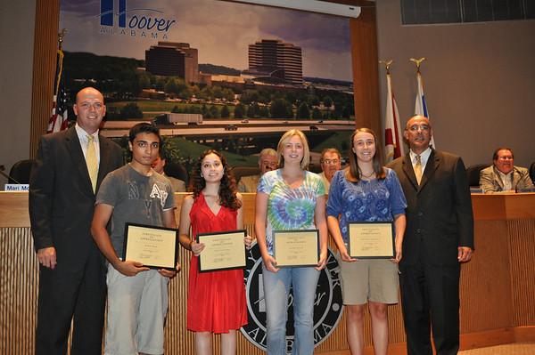Volunteer Awards 2010