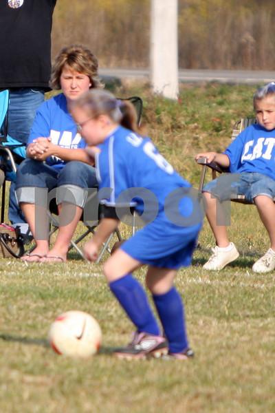 U-10 girls Williamsburg vs. New Richmond '09