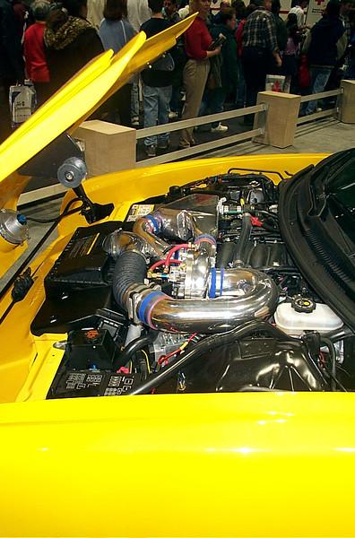 Avanti engine