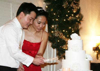 Aik Sun Ng  & Yu Jin Lee Wedding