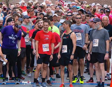 Patriot Run 5K - 2019 Pre and Post Photos