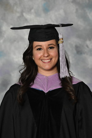 UConn Health Commencement - Graduate Portraits - May 13, 2019