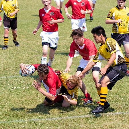 Druids Boys U15 Provincial Championship Game