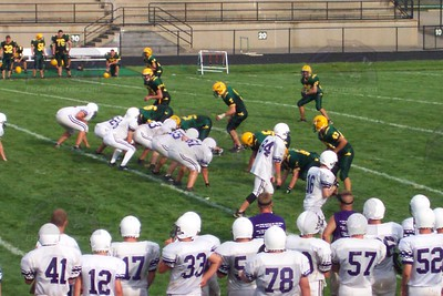 2001 Reserve Football vs. Sycamore