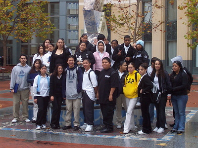 Oakland Courthouse Open Doors Day (Mr. Castillo's History 11)