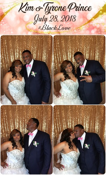 Kim & Tyrone