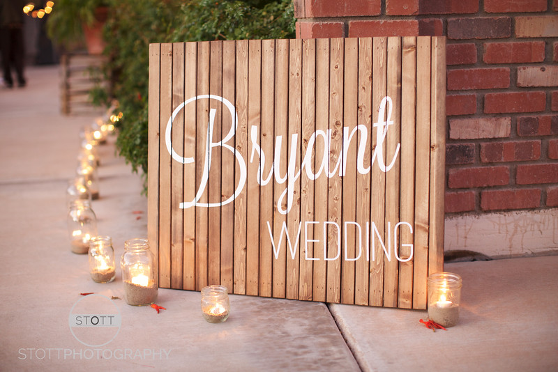 LeSueur / Bryant Wedding