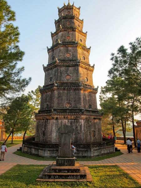 Thiên Mụ Pagoda in Hue, Vietnam