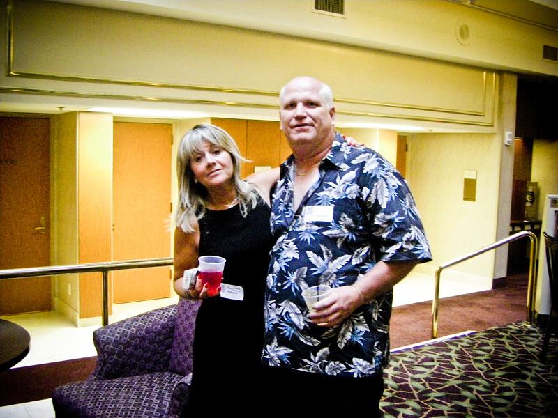 Mary Grace Murphy Mandaro (72), Catfish Dale Bernard (GCM1972)