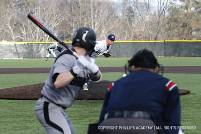 Varsity Baseball vs. Bridgton