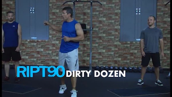 RIPT90 D7 Dirty Dozen