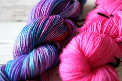 2018 06 19 Kat's Hand-dyed Yarn