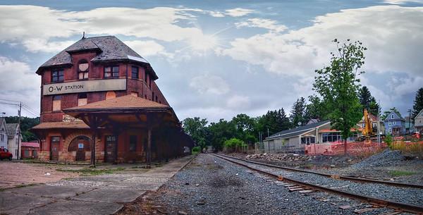 Historic Railroad Depots
