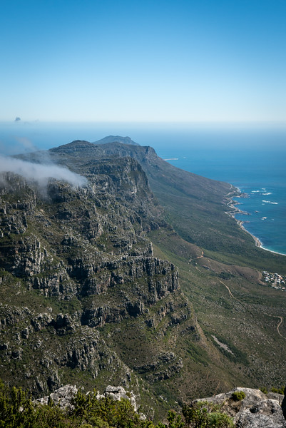 Table Mountain in Cape Town
