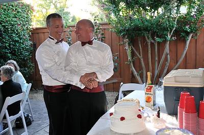 9-20-08 Corey and Tom's Wedding