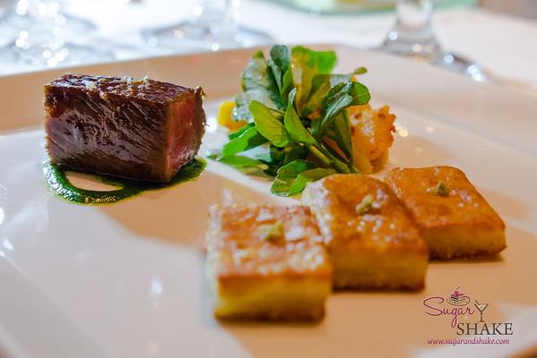 Chef Mavro Fall 2014 Menu