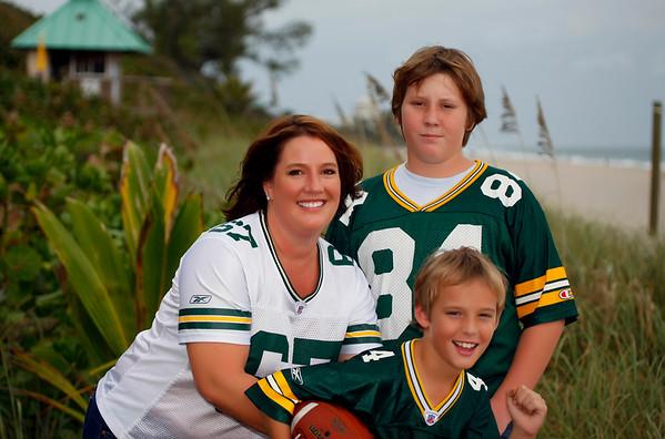 Francine Fredricks Family Photos