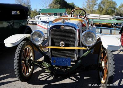 2009 Tigre, Buenos Aires Antique Car Show