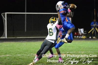 10-17-2013 Watkins MIll HS vs Seneca Valley HS Varsity Football, Photos by Jeffrey Vogt Photography