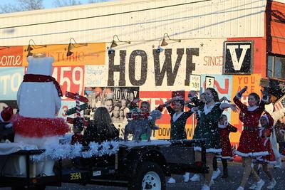 Howe Christmas Parade, 12/12/2020