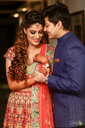 Smriti & Mayank
