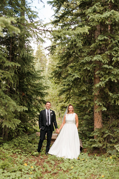 Nicole & Gabe Wedding - Breckenridge, CO