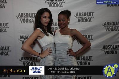 Plush 29th November 2012